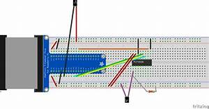 Sending And Receiving Morse Code With A Laser And A