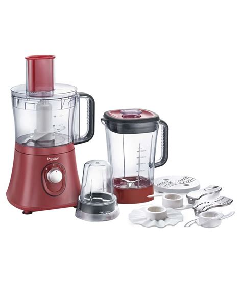 cuisine prestige prestige ace food processor brown available at snapdeal