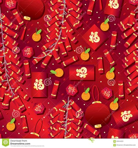 colors for new years new year color seamless pattern stock vector