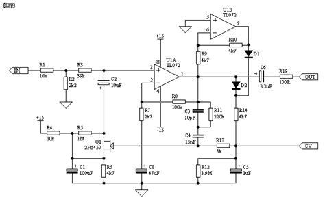 audio peak limiter for home brew headphone