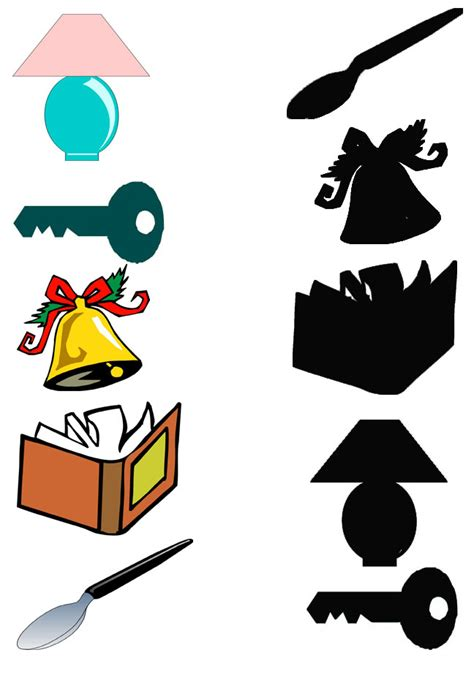crafts actvities and worksheets for preschool toddler and 634 | easy shadow match worksheets for preschool 5