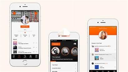 Soundcloud App Ios Friends Redesigned Kelley Nguyen