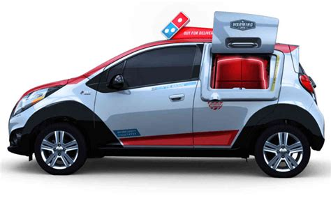 Dominos Pizza Cars by Okay Mods Ford Station Wagon Into A Brick Pizza Oven
