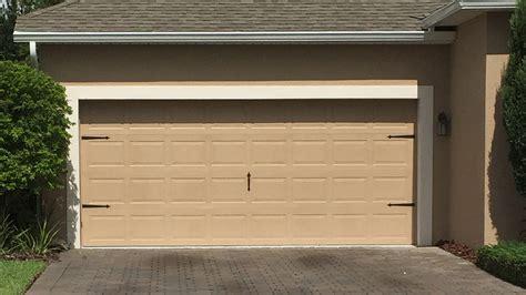 garage door accents garage door installation flagler county volusia county