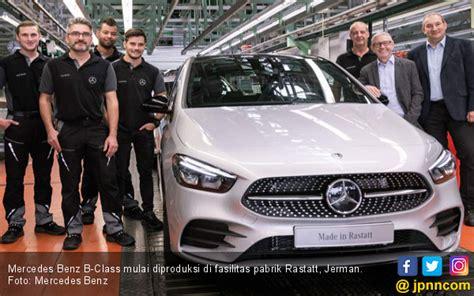 Modifikasi Mercedes B Class by Generasi Baru Mercedes B Class Mulai Diproduksi