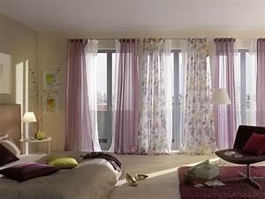 Gardinen Vorhänge Ideen : gardinen und vorh nge aufh ngen planungswelten ~ Sanjose-hotels-ca.com Haus und Dekorationen