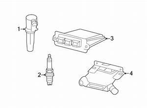 2005 Ford Escape Spark Plug Diagram