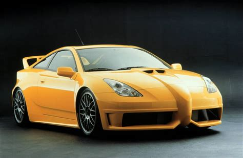 spectacular concept cars  toyota history