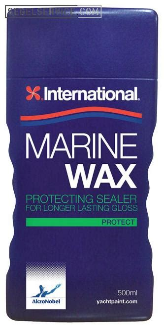 International Boat Wax by International Marine Wax Segelservice
