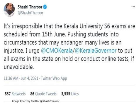 Kerala University Exams 2021 to be conducted from June 15