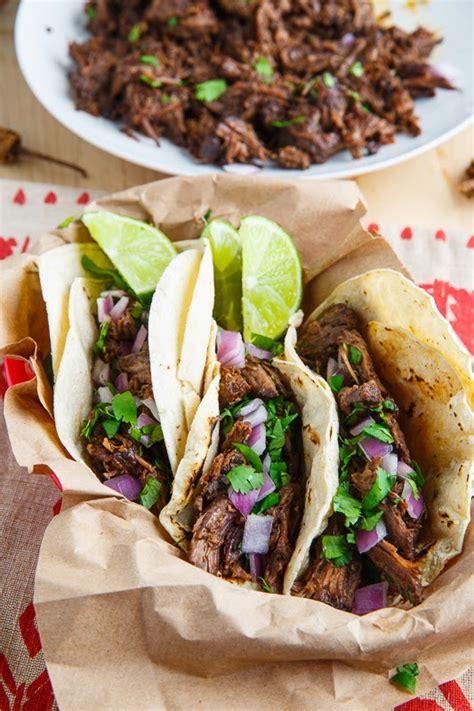 barbacoa tacos closet cooking