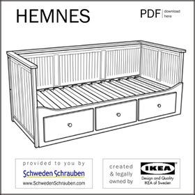 Hemnes bettgestell ein traumhaftes doppelbett in massivholz. Ikea Waschtisch Anleitung Simple Ikea Waschtisch Anleitung With
