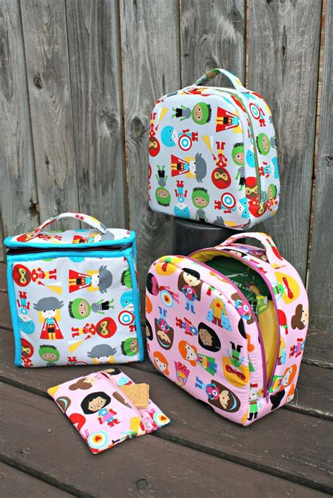 best 20 lunch bag patterns ideas on diy lunch