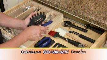 bendies tv commercial    incredible bendable cooking utensils ispottv