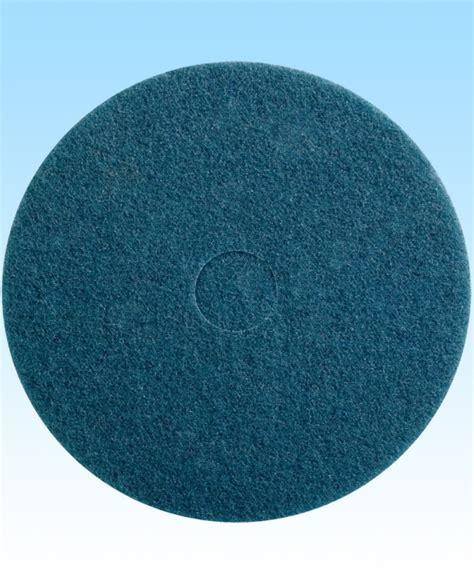 Blue Scrub Floor Pad