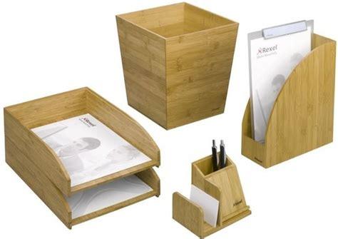 accessoir de bureau bamboo la gamme d 39 accessoires de bureau 100 écolo