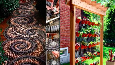 idees de deco originales pour votre jardin