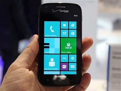Phone Smartphones Windows Samsung Verizon Odyssey Ativ