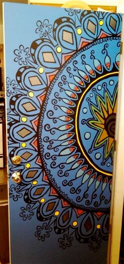 pochoir mural a peindre 25 best ideas about mandala mural on pochoirs muraux 224 peindre pochoir mural and