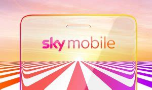 sky mobile review sim cards handsets  rollover sky tv