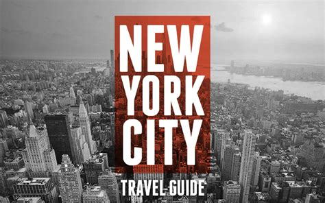 New York City Travel Guide  Wizard Estreito