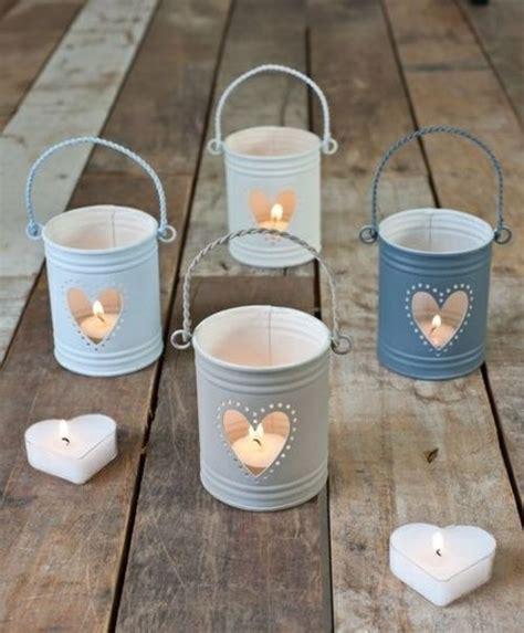 Dekoration Mit Kerzen 2 by Einfache Romantische Deko Idee Kerzen Valentinstag