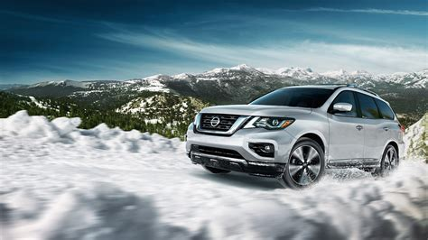 Buy Or Lease A New Nissan Pathfinder Worcester Ma