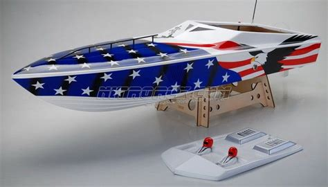 Wood Rc Gas Boat Kits by Exceed Racing Fiberglass Eagle 1300gs260 Gas Powered Speed