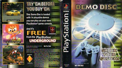 I Miss Demo Discs Destructoid