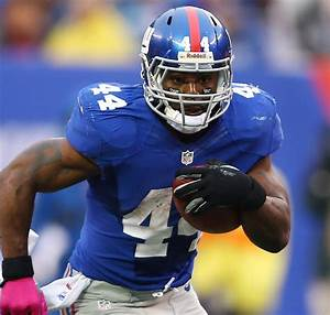 Ahmad Bradshaw: Fantasy Owners Must Bench Giants RB vs ...