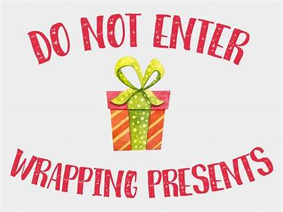 Workshop Santa Keep Sign Christmas While Clipart