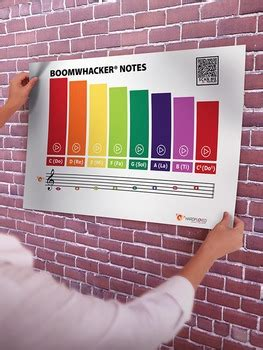 boomwhackers tube color chart interactive