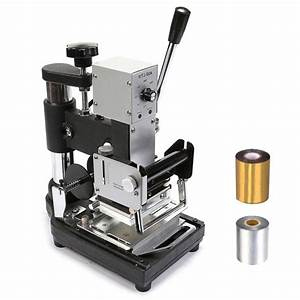 heat stamping machine promotion shop for promotional heat With metal letter stamping machine