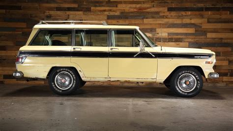 1970 jeep grand wagoneer all american classic cars 1970 jeep wagoneer sj 4wd 4