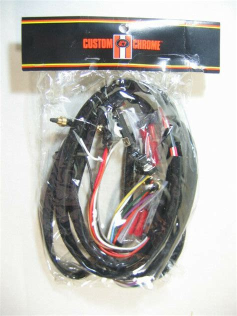 Ironhead Wiring Harnes by Xlcr 1000 Collection On Ebay