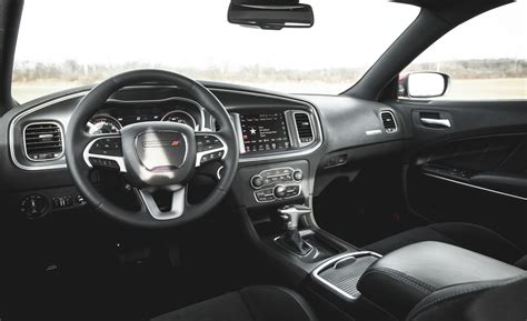 full size sedan model lineup details  dodge charger