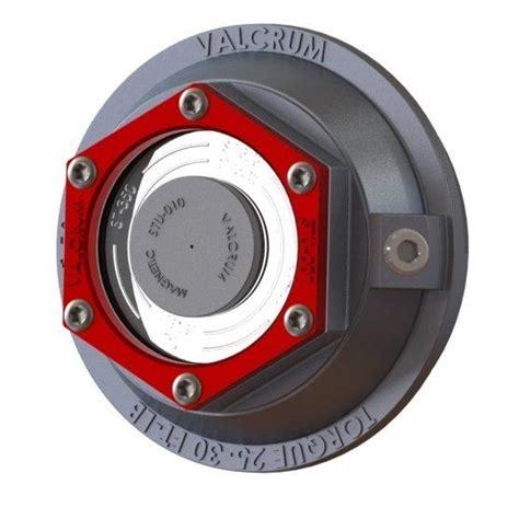valcrum hd aluminum trailer oil hub cap axles std tk trailer parts