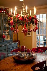 Awesome, Ornamented, Christmas, Chandeliers, For, Unforgettable, Family, Moments