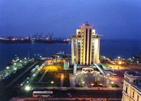 Hermoso malecón del puerto de Veracruz México, solo ...