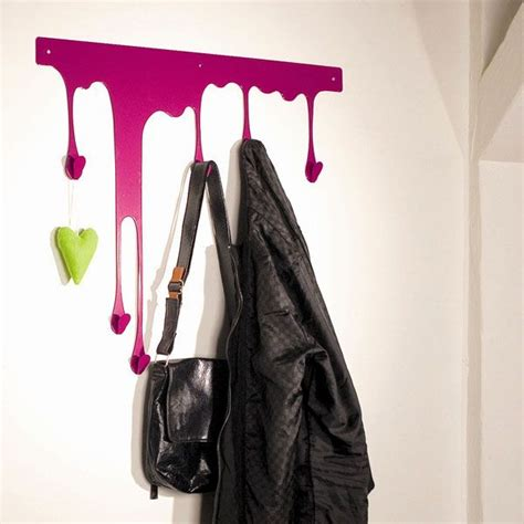 hang clothes on wall 25 of the most creative wall hook designs freshome com