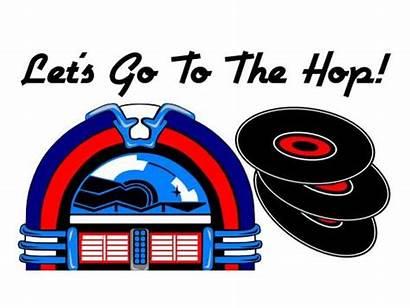 Sock Hop Clipart Clip 50s Roll Rock