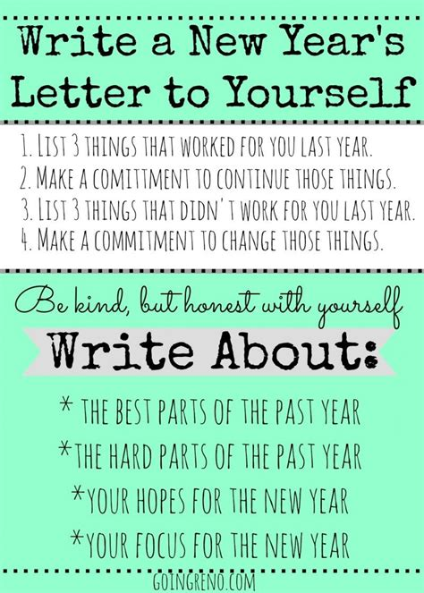 start   years tradition  writing  letter