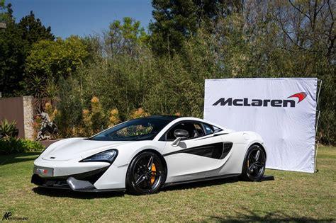 Mclaren 570s Launched In South Africa Gtspirit