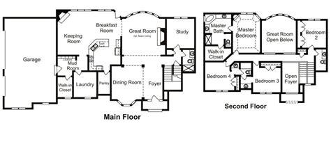 custom built home plans custom built homes floor plans inspirational custom floor
