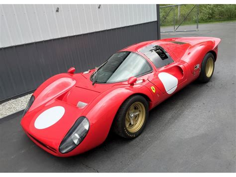 Admittedly the word 'replica' might set myriad alarm bells ringing, but bear with us. 1967 Ferrari 330 P4 for Sale | ClassicCars.com | CC-1060406