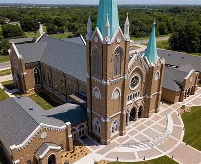 Stillwater Church Catholic St Francis Xavier Oklahoma