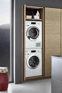 Schrank Waschmaschine Trockner : leicht topos space efficient integrated modern washer dryer pantry kitchen cabinets ~ A.2002-acura-tl-radio.info Haus und Dekorationen