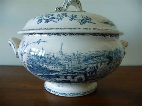 1000 images about soupieres en faience de on