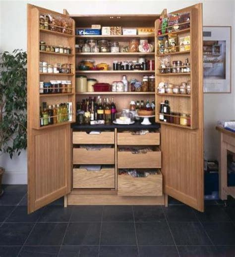 Design And Ideas For Kitchen Pantry  Design Bookmark #4071