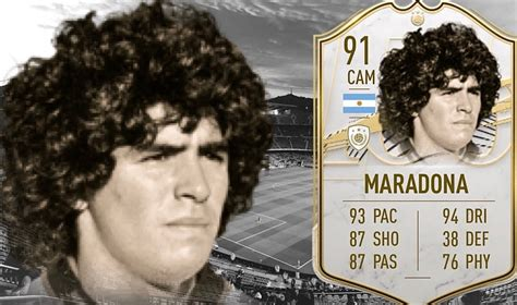 How to get maradona tifo in fifa 21. Maradona's card in FIFA 21 rises in price after his death ...